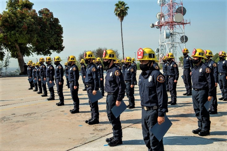 LACoFD Firefighter Trainee Recruit Academy